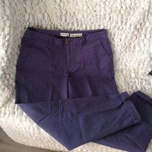 Maison Jules Weekend Casual pant- Size 4